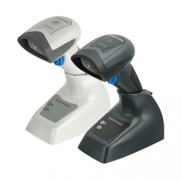 Datalogic QuickScan I QM2131, 1D, multi-IF, kit (USB), black