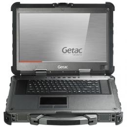 Getac spare battery, media bay
