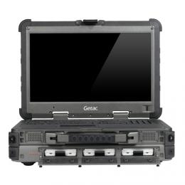 Getac X500 G3 Server Premium, 39.6 cm (15,6''), QWERTZ, Chip, RAID, Full HD