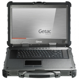 Getac X500 G3, 39.6 cm (15,6''), Win. 10 Pro, QWERTY, Chip, Full HD