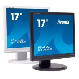 iiyama ProLite B1780SD, 43.2 cm (17''), black