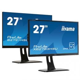 iiyama ProLite B2791HSU-B1, 68,6 cm (27''), Full HD, black
