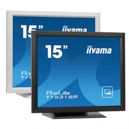 iiyama ProLite T1532SR-B5, 38.1 cm (15''), black
