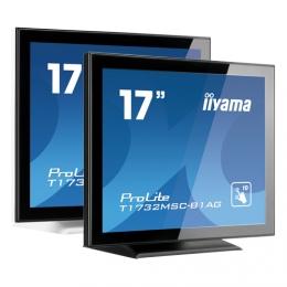 iiyama ProLite T1732MSC-B5AG, 43.2 cm (17''), Projected Capacitive, 10 TP, black