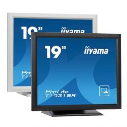 iiyama ProLite T1931SR-W5, 48.3 cm (19''), white
