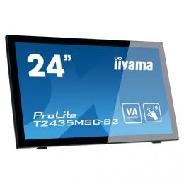 iiyama ProLite T2453MTS, 60cm (23,6''), Optical Multitouch, Full HD, black