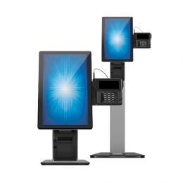 Elo Wallaby Self-Service stand, desktop