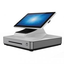Elo PayPoint Plus for iPad, MSR, Scanner (2D), white