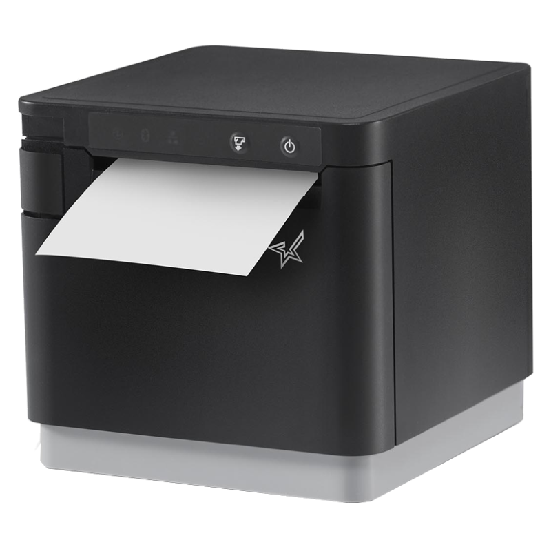 Star Mc Print3 Usb Ethernet 8 Dots Mm 203 Dpi Cutter