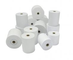 Receipt roll, normal paper, 76mm