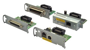 Epson network interface