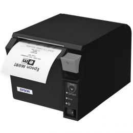 Epson TM-T70-iHub, Ethernet, ePOS, black