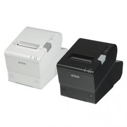Epson TM-T88V-DT, USB, RS232, Ethernet, PosReady, black