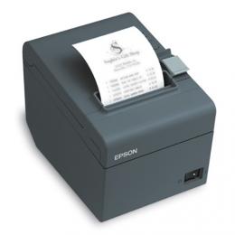 Epson TM-T20II, USB, RS232, 8 dots/mm (203 dpi), cutter, black