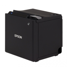 Epson TM-m10, USB, BT, 8 dots/mm (203 dpi), ePOS, black