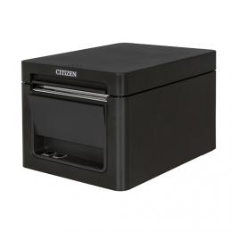 Citizen CT-E651, 8 dots/mm (203 dpi), cutter, USB, BT, black