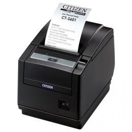 Citizen CT-S601II, BT, 8 dots/mm (203 dpi), cutter, black