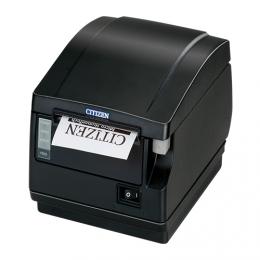 Citizen CT-S651II, 8 dots/mm (203 dpi), cutter, black