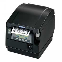 Citizen CT-S851II, BT, 8 dots/mm (203 dpi), cutter, display, black