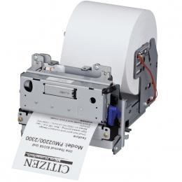 Citizen PMU-2300III USB, 8 dots/mm (203 dpi)