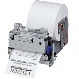 Citizen PMU-2300II, RS232, 8 dots/mm (203 dpi)