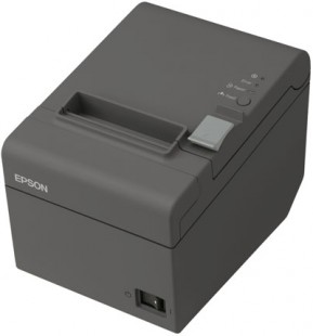 Epson TM-T20II, USB + Serial, PS, EDG, EU