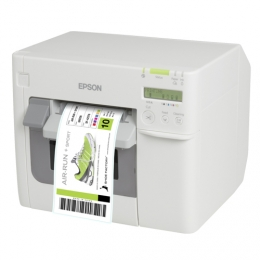 Epson label roll, synthetic, 76x51mm