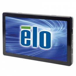 Elo Bezel stainless steel, black