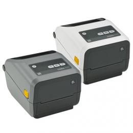Zebra ZD420 Healthcare, cartridge, 12 dots/mm (300 dpi), MS, RTC, EPLII, ZPLII, USB, BT, Wi-Fi, white