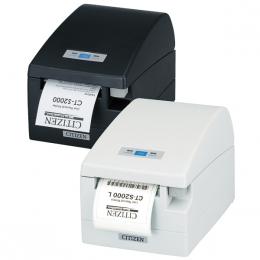 Citizen CT-S2000, USB, RS232, 8 dots/mm (203 dpi), black