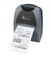 Zebra P4T, BT, Wi-Fi, Dual-IF, 8 dots/mm (203 dpi), display, RSF, EPL, EPLII, ZPL, CPCL