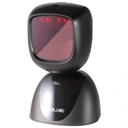 Honeywell Youjie HF600, 2D, multi-IF, kit (USB), black