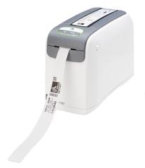 Zebra Clip Closure Kit, white